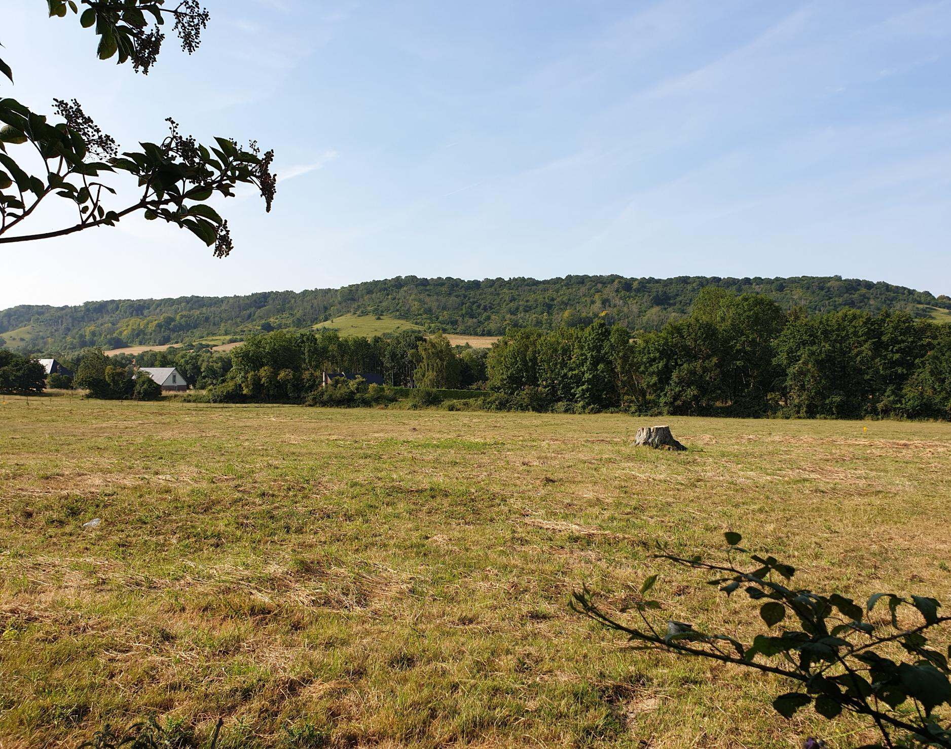 Terrain à vendre à Saint-Aubin-le-Cauf - Le Village